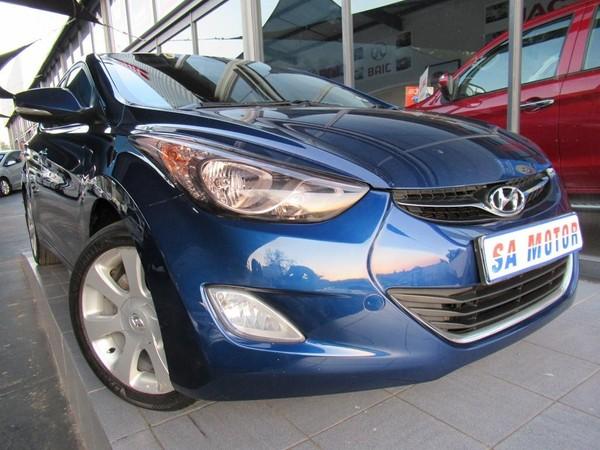 2012 Hyundai Elantra 1.8 Gls  Gauteng Randburg_0