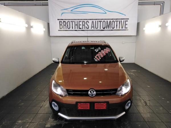 2015 Volkswagen Polo GP 1.4 TDI Cross Gauteng Roodepoort_0