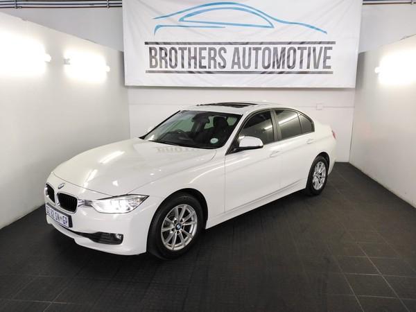 2015 BMW 3 Series 320i Auto Gauteng Roodepoort_0
