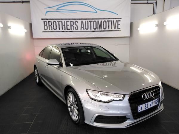 2014 Audi A6 2.0 Tdi Multitronic  Gauteng Roodepoort_0