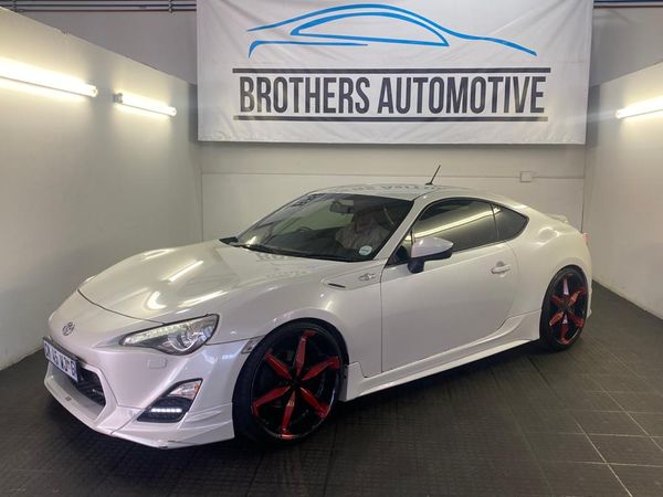 2013 Toyota 86 2.0 High  Gauteng Roodepoort_0