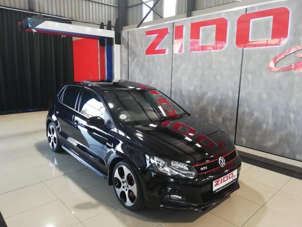 2014 Volkswagen Polo Gti 1.4tsi Dsg  Gauteng Kempton Park_0