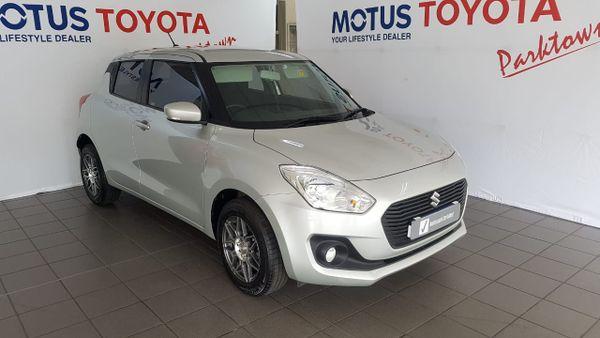 2019 Suzuki Swift 1.2 GL Gauteng Johannesburg_0