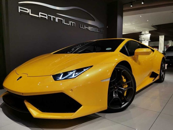 2015 Lamborghini Huracan LP610-4 Gauteng Four Ways_0