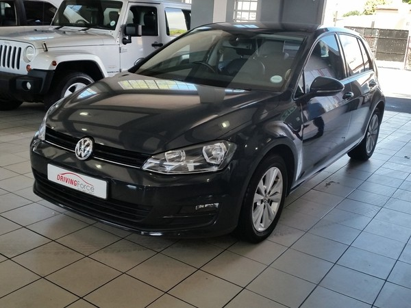 2014 Volkswagen Golf VII 1.4 TSI Comfortline DSG Western Cape Wynberg_0