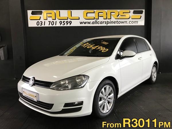 2013 Volkswagen Golf Vii 1.4 Tsi Comfortline  Kwazulu Natal Pinetown_0