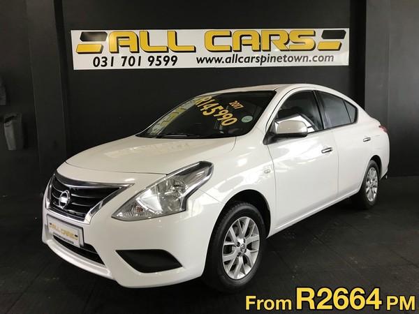 2017 Nissan Almera 1.5 Acenta Kwazulu Natal Pinetown_0