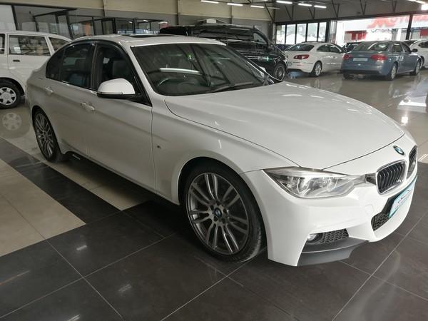 2016 BMW 3 Series 320i M Sport Line At f30  Western Cape Parow_0