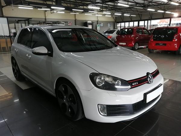 2009 Volkswagen Golf Vi Gti 2.0 Tsi Dsg  Western Cape Parow_0