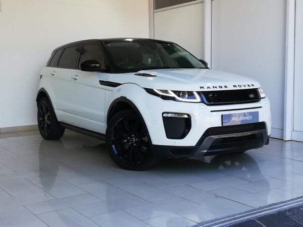 2016 Land Rover Evoque 2.2 SD4 HSE Dynamic Western Cape Cape Town_0