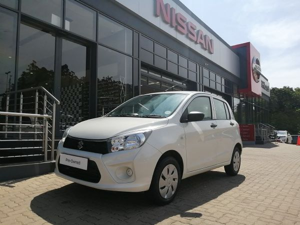2018 Suzuki Celerio 1.0 GA Kwazulu Natal Hillcrest_0