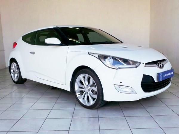 2014 Hyundai Veloster 1.6 GDI Executive DCT Gauteng Randburg_0