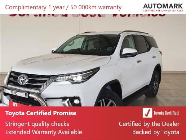 2020 Toyota Fortuner 2.8GD-6 Epic Auto North West Province Klerksdorp_0