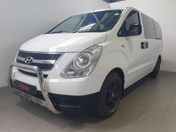 2013 Hyundai H1 2.5 Crdi Ac Fc Pv At  Kwazulu Natal Pinetown_0