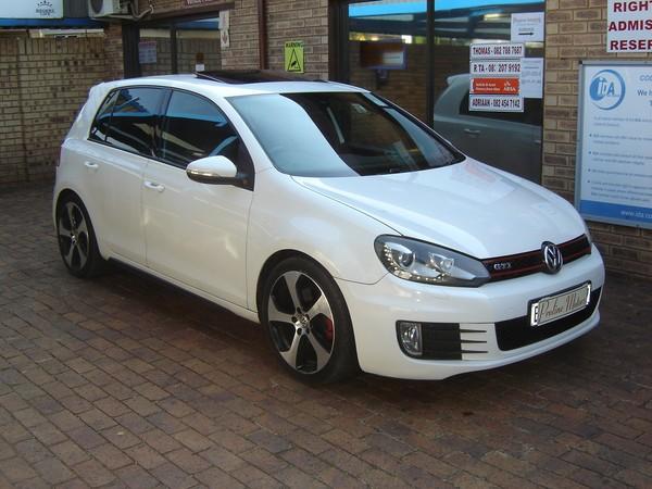 2011 Volkswagen Golf Vi Gti 2.0 Tsi  Gauteng Johannesburg_0