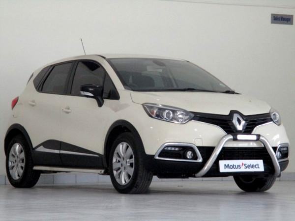 2015 Renault Captur 900T expression 5-Door 66KW Western Cape George_0