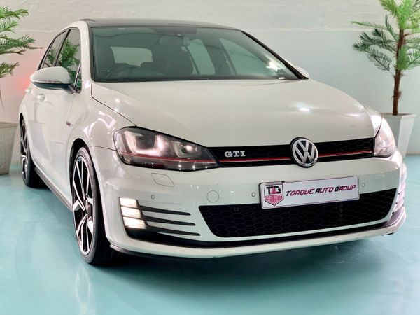 2016 Volkswagen Golf VII GTi 2.0 TSI DSG Kwazulu Natal Durban_0