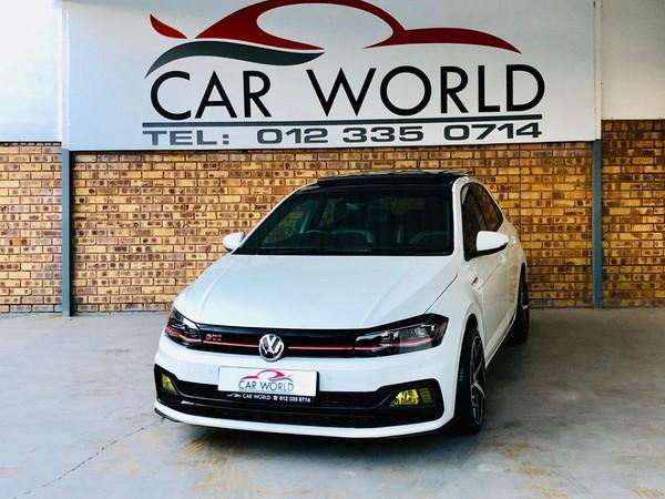 2018 Volkswagen Polo 2.0 TSI BLUEMOTION GTI  Gauteng Pretoria_0