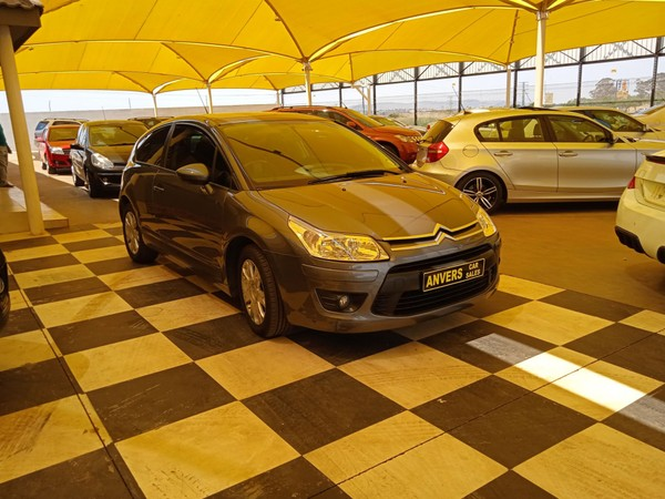 2010 Citroen C4 1.6 Vti Seduction Coupe  Gauteng Lenasia_0