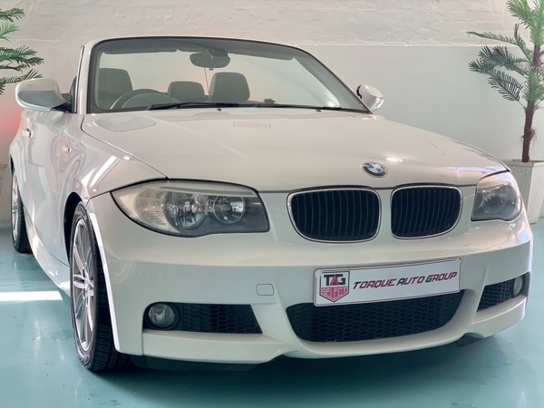 2011 BMW 1 Series 125i Convertible At  Kwazulu Natal Durban_0