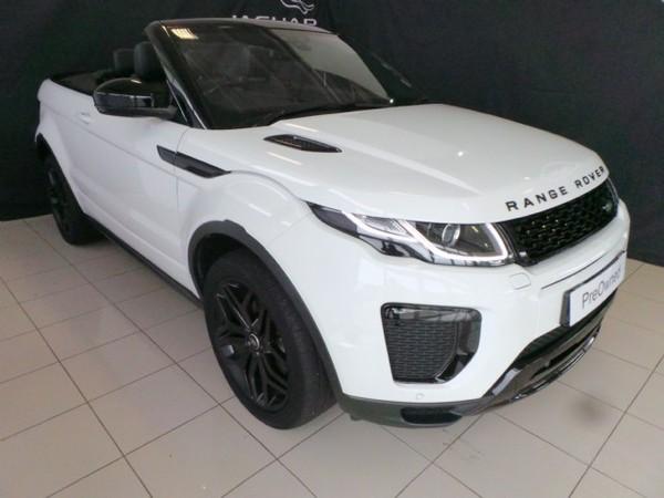 2016 Land Rover Evoque 2.0 Si4 Convertible Kwazulu Natal Umhlanga Rocks_0