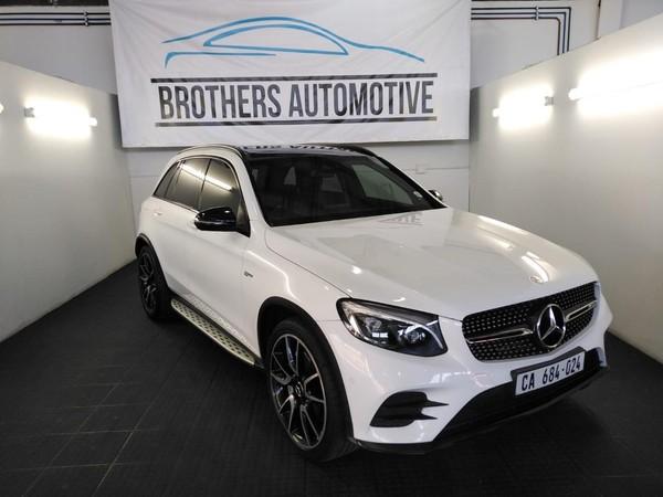 2017 Mercedes-Benz GLC AMG 43 4MATIC Gauteng Roodepoort_0