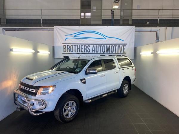 2015 Ford Ranger 3.2TDCi XLT 4X4 Auto Double Cab Bakkie Gauteng Roodepoort_0