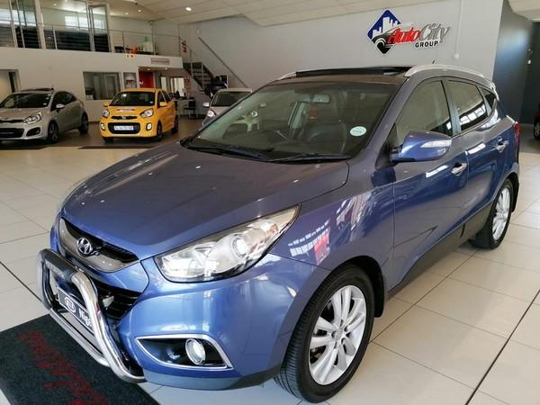 2014 Hyundai iX35 2.0 CRDi Elite AWD Auto Gauteng Nigel_0