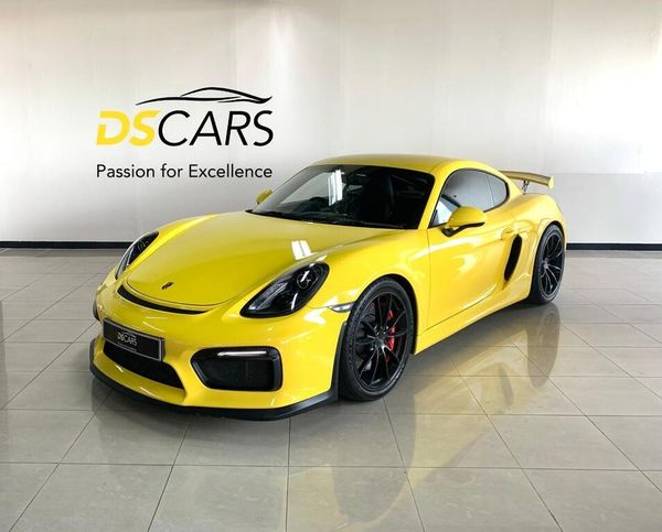 2016 Porsche Cayman GT4 Western Cape Century City_0