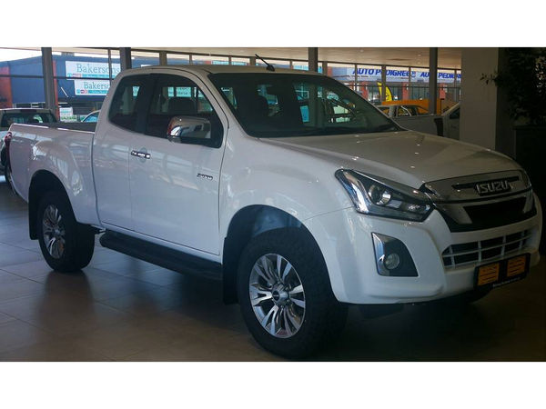 2020 Isuzu D-MAX 300 LX Auto ECAB PU Limpopo Polokwane_0