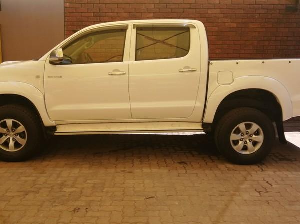 2011 Toyota Hilux 3.0 D-4d Raider 4x4 At Pu Dc  Gauteng Pretoria_0