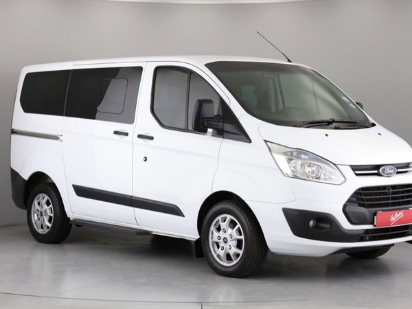 2014 Ford Tourneo 2.2D Trend SWB 92KW Western Cape Goodwood_0