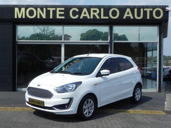2020 Ford Figo 1.5 Titanium Powershift 5-Door Gauteng Sandton_0