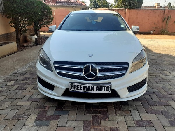 2014 Mercedes-Benz A-Class A 200 Be At  Gauteng Bramley_0
