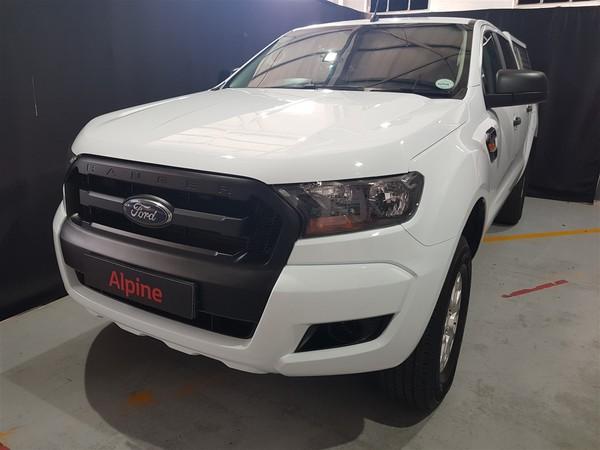 2017 Ford Ranger 2.2TDCi XL 4X4 Double Cab Bakkie Kwazulu Natal Hillcrest_0