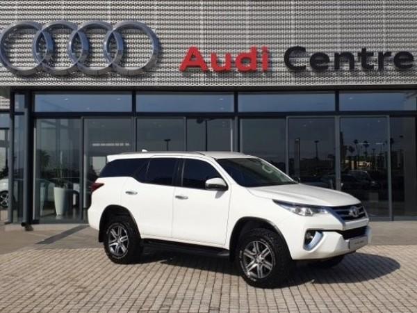 2020 Toyota Fortuner 2.4GD-6 4X4 Auto Western Cape Century City_0