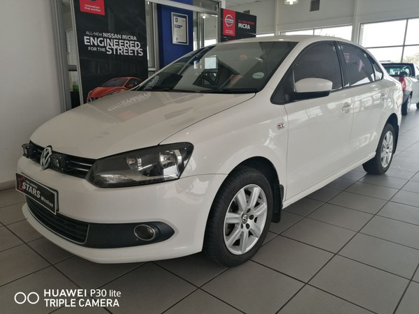 2014 Volkswagen Polo 1.6 Tdi Comfortline  Western Cape Vredenburg_0