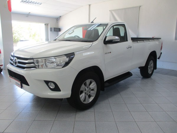 2017 Toyota Hilux 2.8 GD-6 Raider 4x4 Single Cab Bakkie Eastern Cape Humansdorp_0