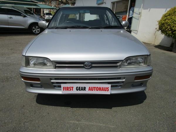 2000 Toyota Tazz 130  Gauteng Randburg_0