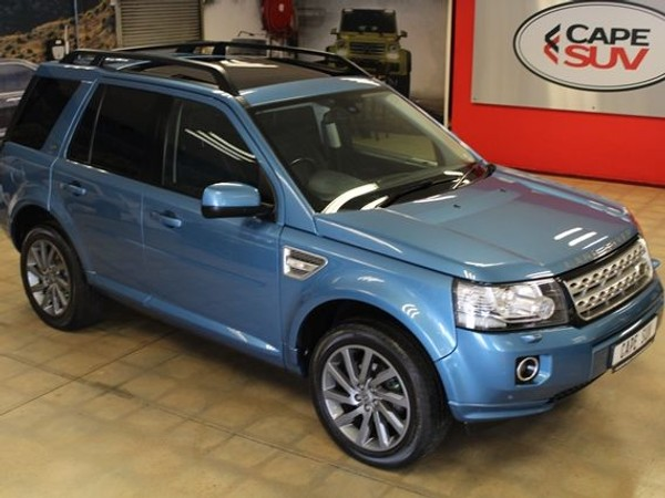 2013 Land Rover Freelander Ii 2.2 Sd4 Hse At  Western Cape Brackenfell_0