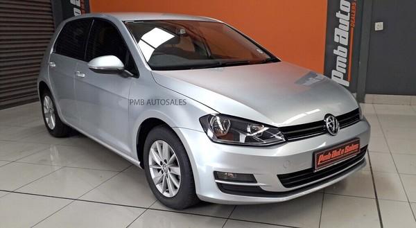 2014 Volkswagen Golf Vii 1.2 Tsi Trendline  Kwazulu Natal Pietermaritzburg_0
