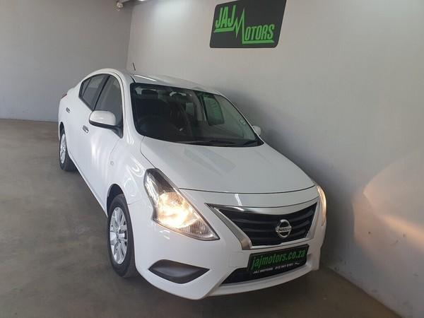 2018 Nissan Almera 1.5 Acenta Auto Gauteng Pretoria_0