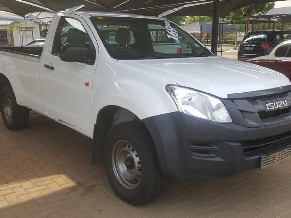 2015 Isuzu KB Series 250 D-TEQ Fleetside Single cab Bakkie Gauteng Pretoria_0