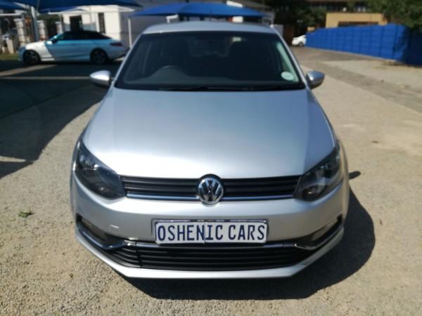 2016 Volkswagen Polo 1.2 TSI Trendline 66KW Gauteng Kempton Park_0