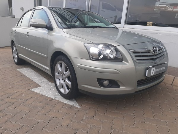 2006 Toyota Avensis 2.0 Advanced At  North West Province Rustenburg_0