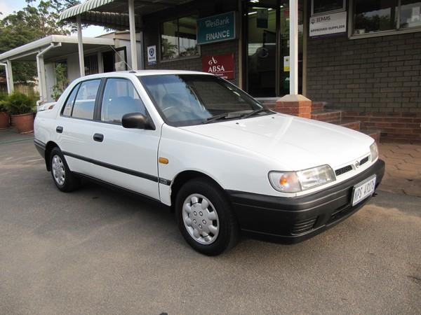 1996 Nissan Sentra 160 Ac Ps  Kwazulu Natal Pinetown_0