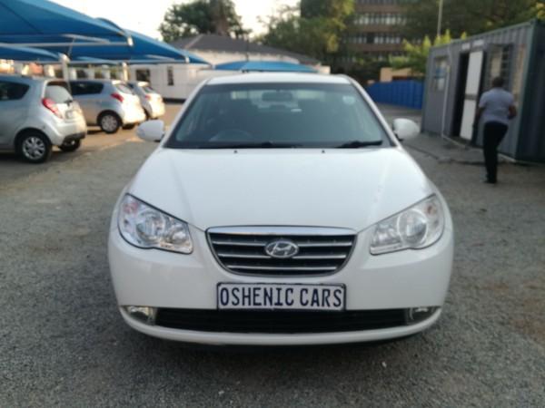 2011 Hyundai Elantra 1.6 Gls  Gauteng Kempton Park_0