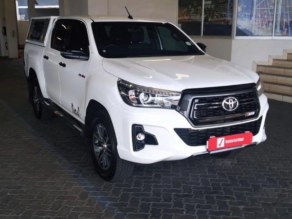 2018 Toyota Hilux 2.8 GD-6 RB Raider Double Cab Bakkie Auto Gauteng Roodepoort_0