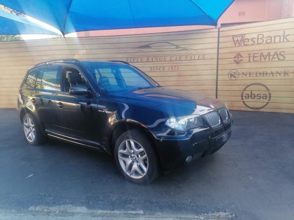 2008 BMW X3 Xdrive30i At  Gauteng Rosettenville_0
