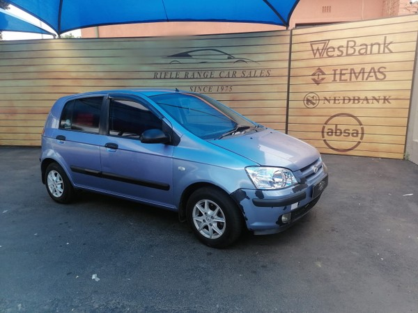 2004 Hyundai Getz 1.3  Gauteng Rosettenville_0